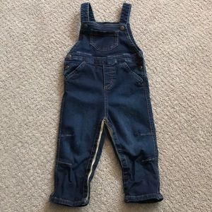 Hanna Andersson Toddler Jean Overalls